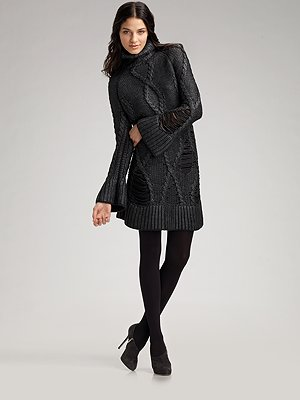 alexander_mcqueen_turtkleneck_sweater_dress