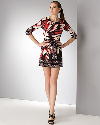 bcbg_max_azria_floral_fireworks_jersey_dress_with_tie