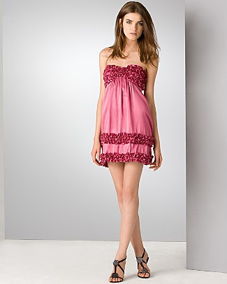 betsey_johnson_charmeuse_fuffle_mini_dress