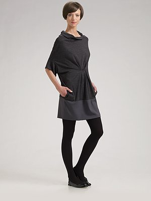 brunello-cucinelli-wool-jersey-silk-dress