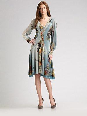 jean-paul-gaultier-knit-tulle-seamed-dress