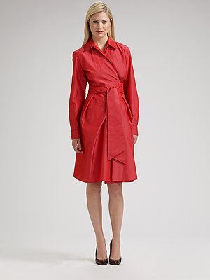 maxmara-taffeta-wrap-dress