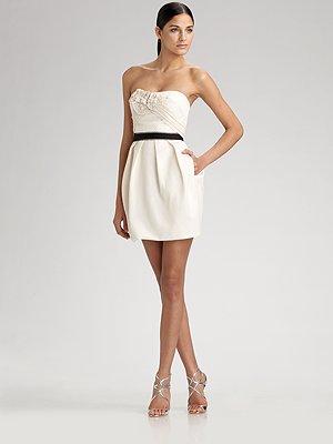 bcbg_max_azria_strapless_rosette_dress